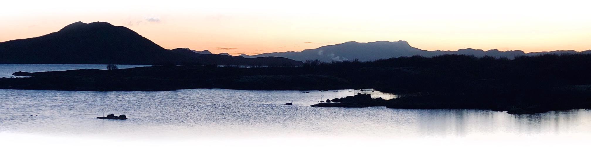 Lac de pêche à la mouche