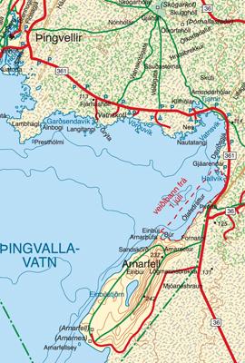 carte de pêche en Islande