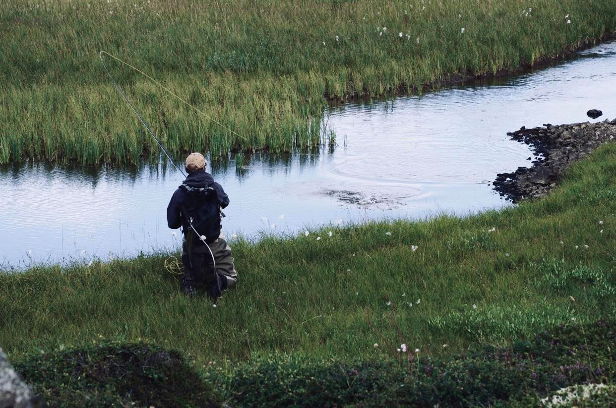 tour de pêche avec peche islande